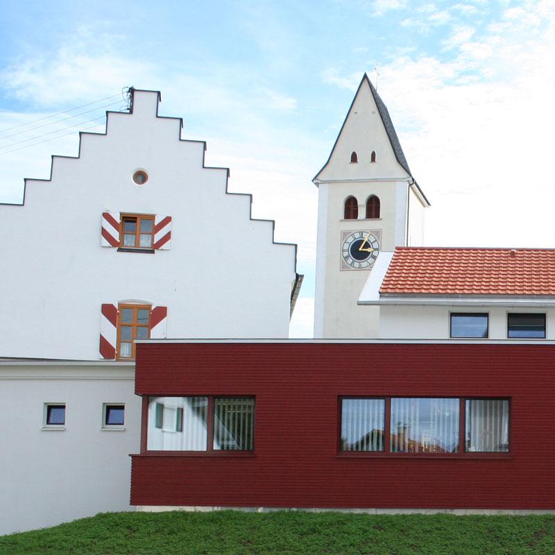 Pfarrhaus Altusried